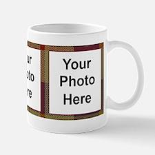 MacRae Tartan Photo Mug