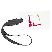 Bow Arrow Luggage Tag
