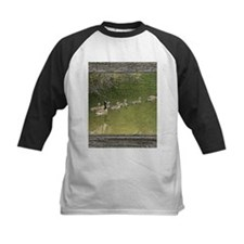 Old window canadian geese Tee