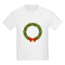 Holiday Wreath T-Shirt