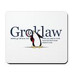 Groklaw Penguin Mousepad