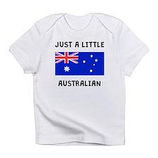 Just A Little Australian Infant T-Shirt