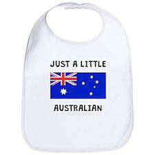 Just A Little Australian Bib
