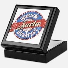 World's Greatest Savta Keepsake Box