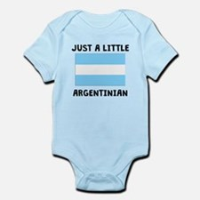 Just A Little Argentinian Body Suit