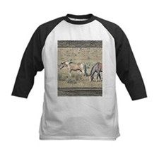 Old window horses 2 Tee