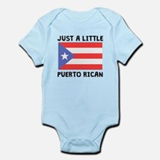 Just A Little Puerto Rican Body Suit