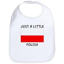 Just A Little Polish Bib