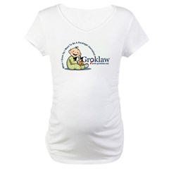 Groklaw When I Grow Up Shirt