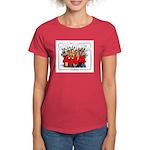 Groklaw I'm pj Women's Red T-Shirt