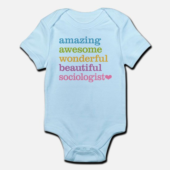 Awesome Sociologist Body Suit