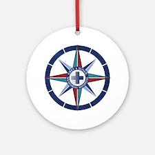 Grey Sloan Memorial Hospital Comp Ornament (Round)