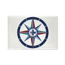 Grey Sloan Memorial Hospital Comp Rectangle Magnet