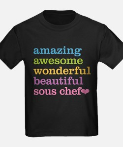 Awesome Sous Chef T-Shirt