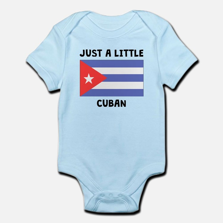 Just A Little Cuban Body Suit