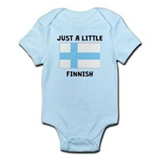 Just A Little Finnish Body Suit