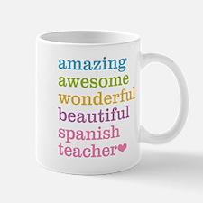 Spanish Teacher Mugs