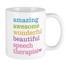 Speech Therapist Mugs
