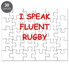 i love rugby Puzzle