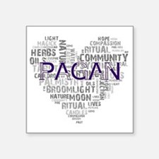 Reasons I Love Being Pagan Sticker