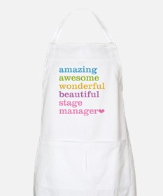 Stage Manager Apron