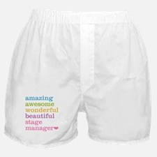 Stage Manager Boxer Shorts