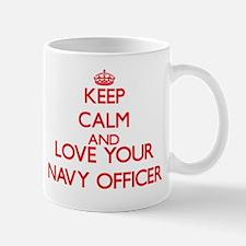 Cute Navy records Mug