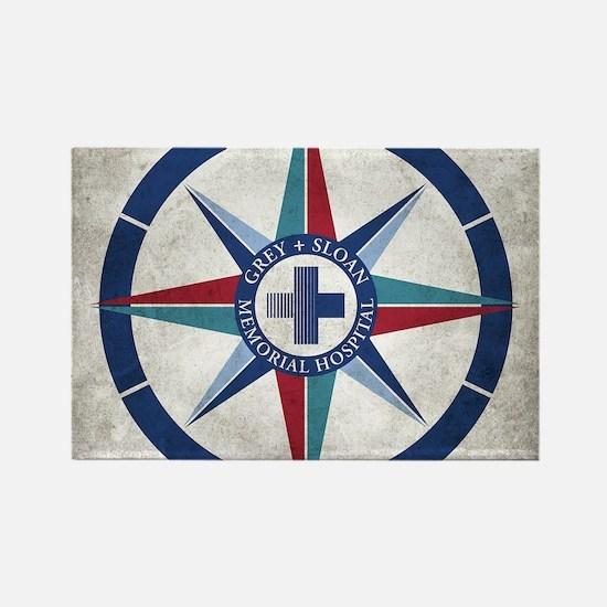 Grey Sloan Memorial Hospital Comp Rectangle Magnet