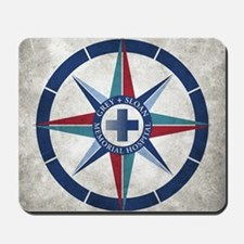 Grey Sloan Memorial Hospital Compass Mousepad
