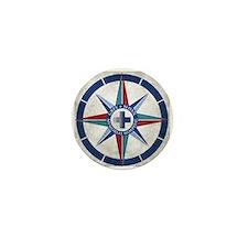 Grey Sloan Memorial Hospital Compass Mini Button