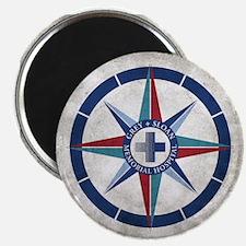 Grey Sloan Memorial Hospital Compass Magnet