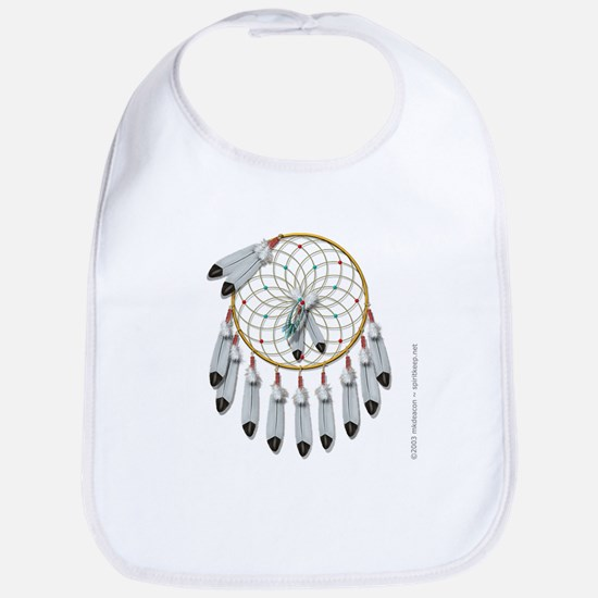 Dream Catcher #1 Bib