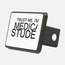 Trust Me, I'm A Medical Student Hitch Cover