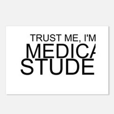 Trust Me, I'm A Medical Student Postcards (Package