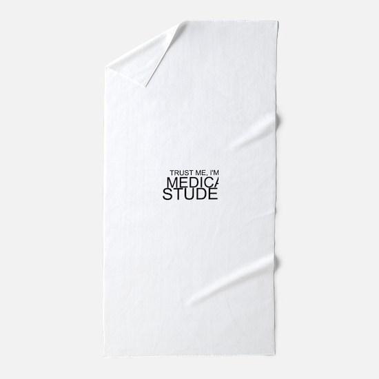 Trust Me, I'm A Medical Student Beach Towel