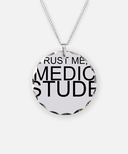 Trust Me, I'm A Medical Student Necklace