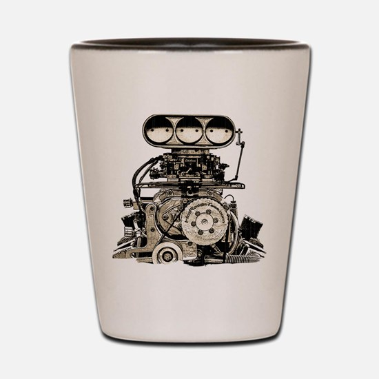 blower11.png Shot Glass