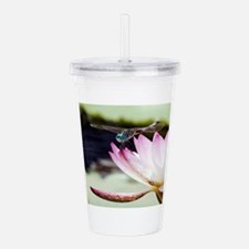 Cool Cooler Acrylic Double-wall Tumbler