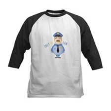 Obay The Law Baseball Jersey