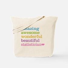 Statistician Tote Bag