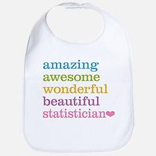 Statistician Bib