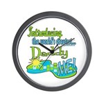 Best Daddy Ever Wall Clock
