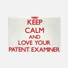 Keep Calm and love your Patent Examiner Magnets