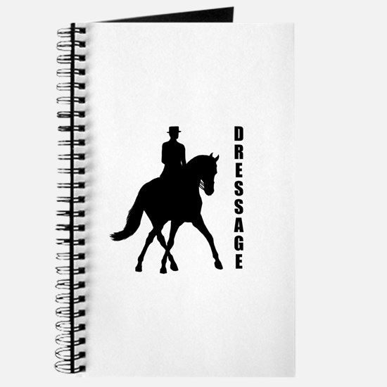 Half-pass Silhouette Journal