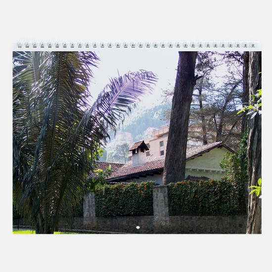 Colombia Wall Calendar