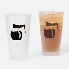 Coffee pot Drinking Glass