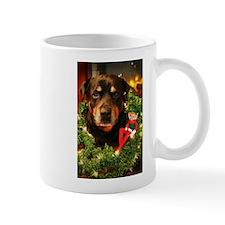 Elf on a Rott Mugs