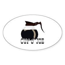 Cup O Joe Decal