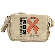 Won Endometrial Cancer Messenger Bag