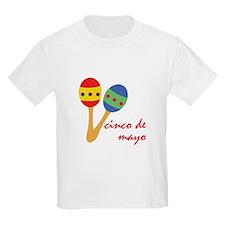 Cinco de Mayo Maracas T-Shirt